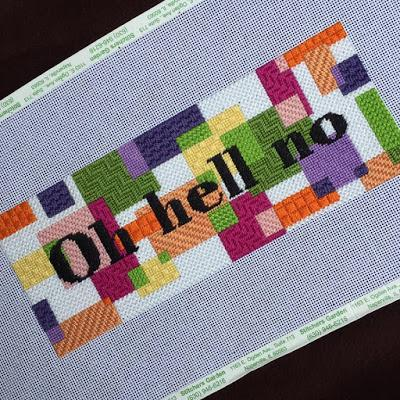 Some Great Stitching This Week!