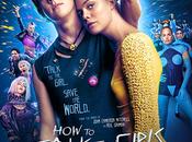 Film Challenge Sci-Fi Talk Girls Parties (2017) Movie Review