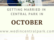Getting Married Central Park October