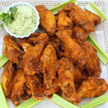 Saucy Taco Chicken Wings Paperblog
