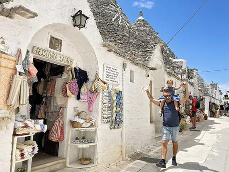 Puglia Road Trip For An Ultimate Adventure With Your Kids