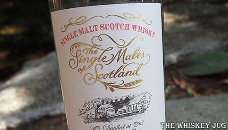 2005 Single Malts of Scotland Ledaig 11 Years Top Label