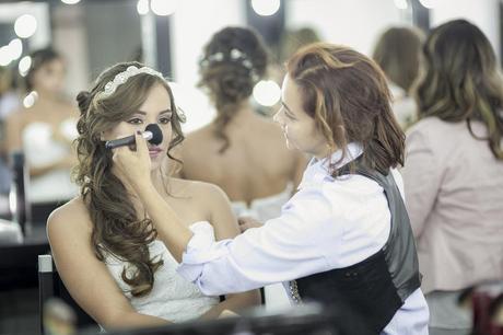 Makeup, Make-Up Artist, Brush