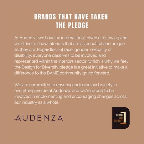 Design for Diversity - Our Statement