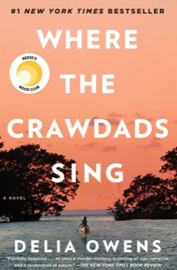 Some Thoughts on Where the Crawdads Sing by Delia Owens
