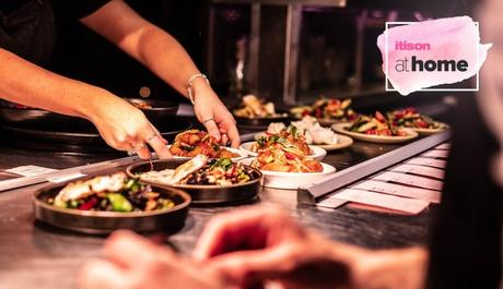 itison at Home, restaurant quality dining experiences at home