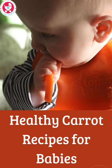 Carrots are perfect for kids - they're bright, naturally sweet and super nutritious! Get all these benefits with these carrot recipes for babies and kids.