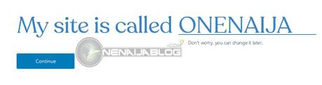 creating a free blog using wordpress