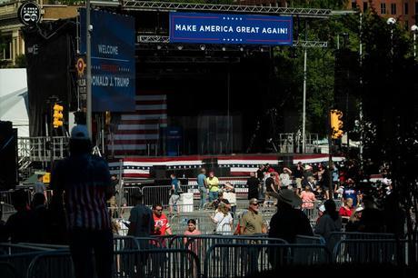 Trump's Massive Tulsa Rally Was A Massive Failure