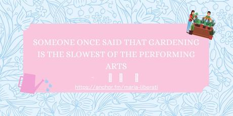 The Art of Gardening..