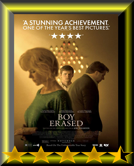 Nicole Kidman Weekend – Boy Erased (2018) Movie Review