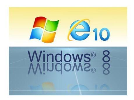 windows 8 with IE10