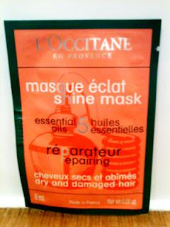 L'Occitane Hair Mask Review
