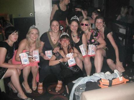 Sheffield Hen Do
