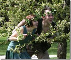 Review: A Midsummer Night's Dream (Fury Theater)
