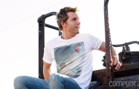 Ryan Kwanten Talks Featured in Complex Magazine