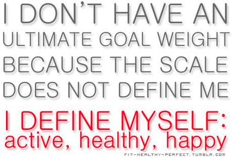 My Health & Fitness Journey...In A Nutshell!