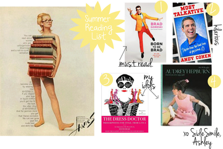 On My Radar: Summer Reading List