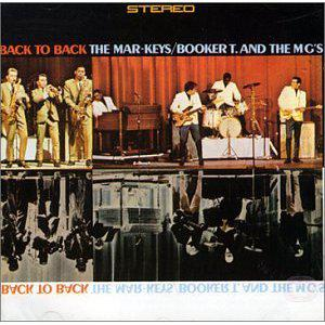 Booker T. & The MG's/The Mar-Keys - Back To Back