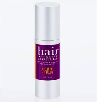 Body Builder: Hair Vitality Complex Aids Sparse Tresses