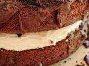 Best Cake Recipes: Chocolate with Marshmallow Filling