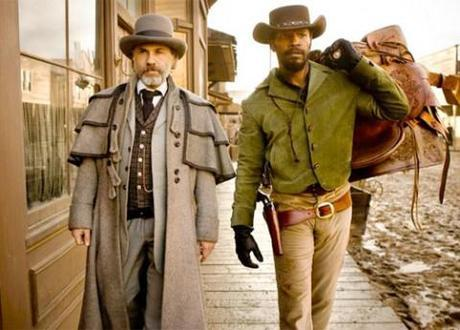 First trailer for Django Unchained excites Quentin Tarantino fans
