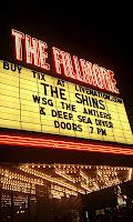 The Shins at the Fillmore