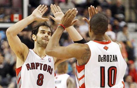 Five Things Each NBA Draft Lottery Team Needs to Do: Part 8 -- Toronto Raptors