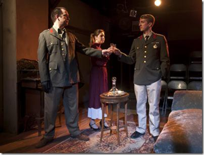 Review: The Promise (Side Project Theatre)