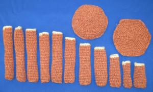 Free Crochet Seashell and Coral Patterns