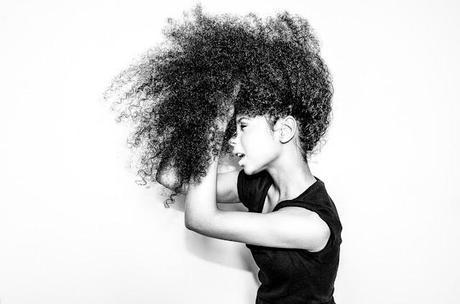 Baltimore Photographer Glenford Nunez Celebrates Natural Hair in