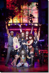 Review: Rock of Ages (Broadway Playhouse)