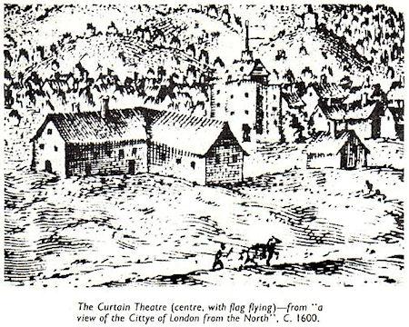 William Shakespeare's First Theatre Discovered In London