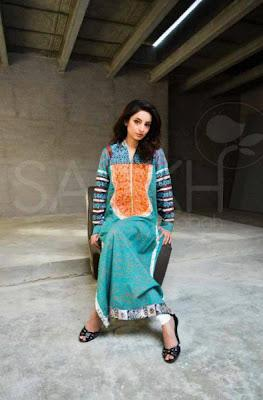 Saakh Semi-formal Collection 2012 by Saba