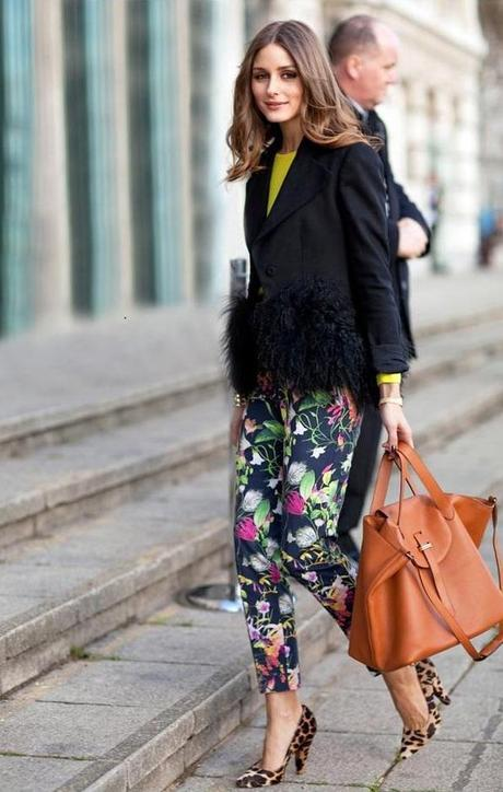 How to: Mixing prints