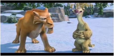 SECOND OFFICIAL TRAILER FOR 'ICE AGE: CONTINENTAL DRIFT'