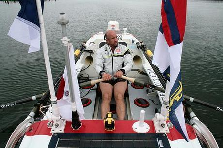 Another Pacific Rower Needs Assistance From Japanese Coast Guard