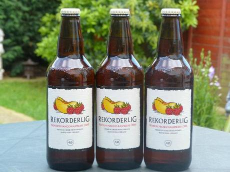 Rekorderlig Mango and Raspberry Cider