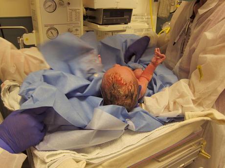 everett hudson gadd: a birth story
