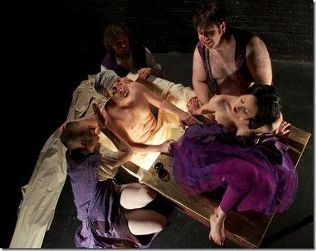 Review: Marat/Sade (Right Brain Project)