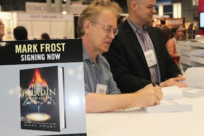 Book Expo America (BEA) Highlights - Day 3