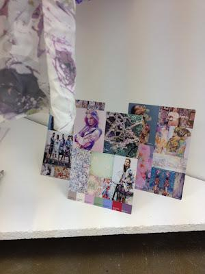 Textiles & Surface Design degree show 2012
