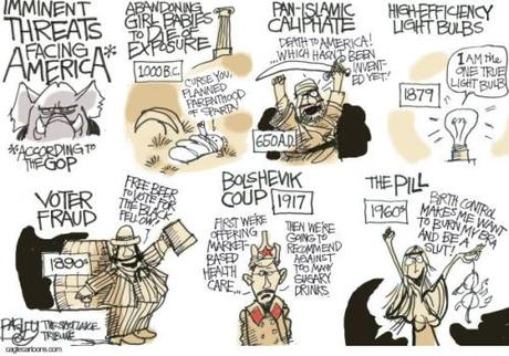 Cartoon(s) of the Week – Do the Republicans keep us focused on their issues?..