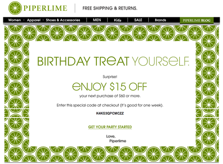 Dsw birthday coupon code