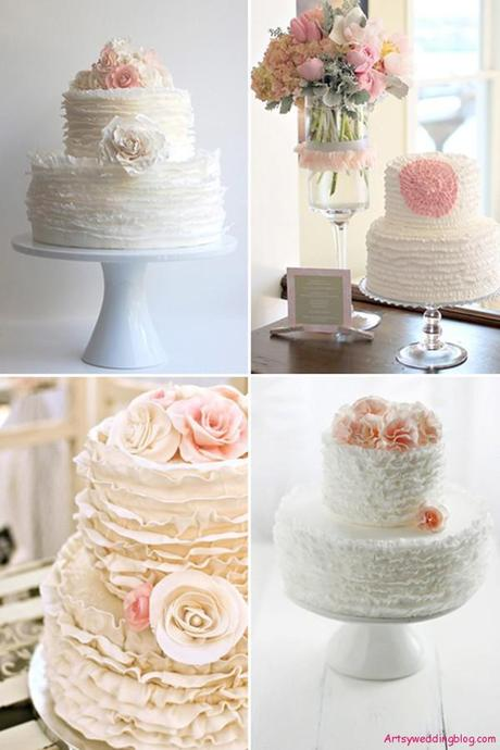 Square Base Cake With Round Tiers Was All Cake On Pinterest