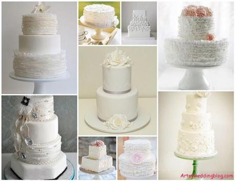 common wedding cake flavors popular wedding cake fillings and flavors paperblog 12912