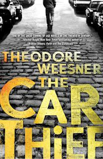 Book Spotlight: The Car Thief
