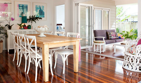 A no-fuss beach house that's relaxing and beautiful