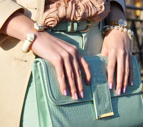 Are Your Pastels Dainty or Daring?