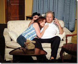 Review: California Suite (Black Elephant Theatre)